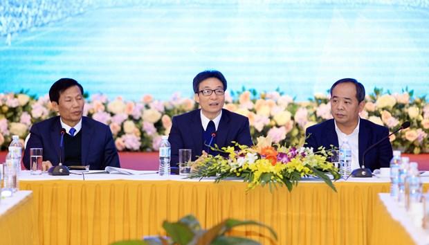 武德儋:体育部门需认真吸纳各方的意见建议 推动越南足球发展 hinh anh 1