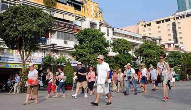2017年越南旅游业发展继续实现大突破 hinh anh 1