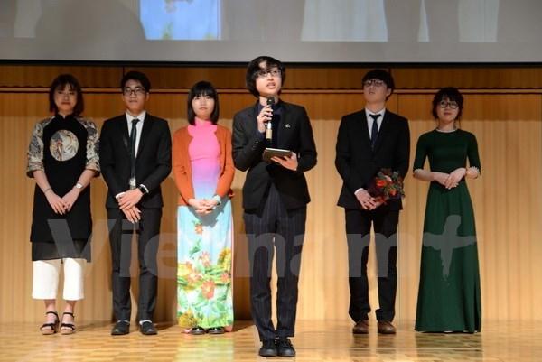 努力促进在日本的越南青年和大学生的团结 hinh anh 1