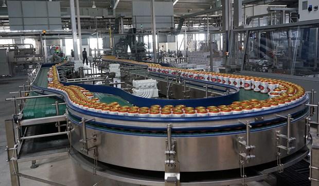 2017年Sabeco啤酒产量达17.2亿升 hinh anh 1