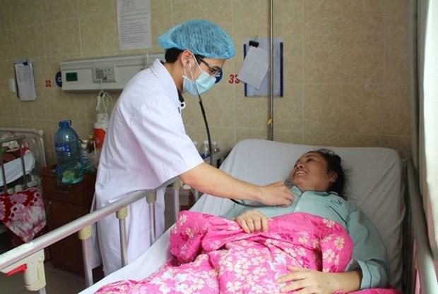 越南与世卫组织合作 提高人民健康水平 hinh anh 1