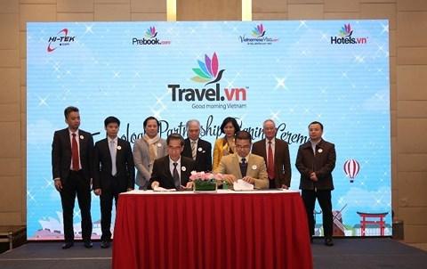 越南全球旅游网站系统开通 hinh anh 1