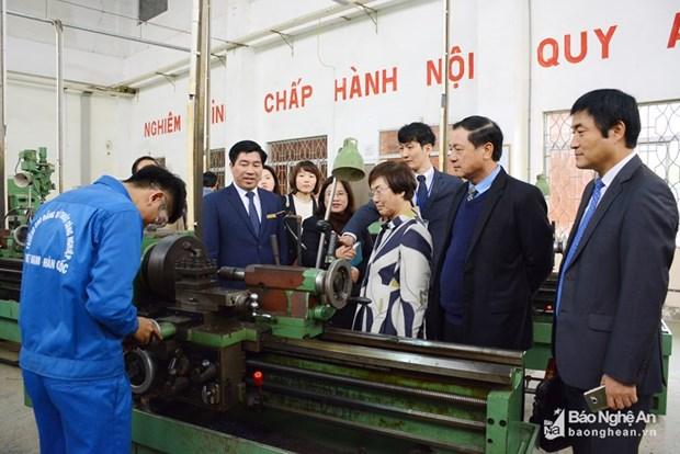 韩国国际合作机构将继续向越南提供更多帮助 hinh anh 1