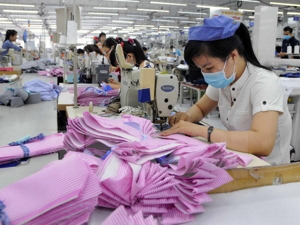 越南经济呈现良好复苏态势 hinh anh 1