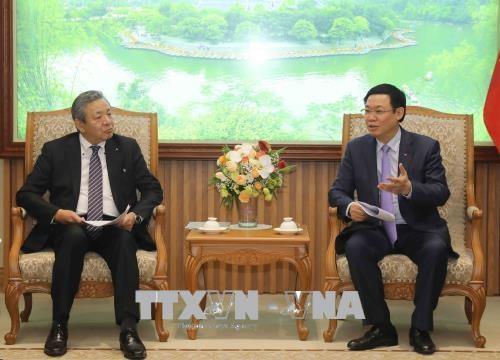 王廷惠副总理:欢迎三菱汽车集团在越建设第二个汽车制造厂 hinh anh 1