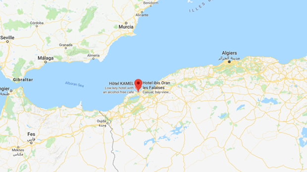 阿尔及利亚遇难越南劳工遗骸归国安葬 hinh anh 1