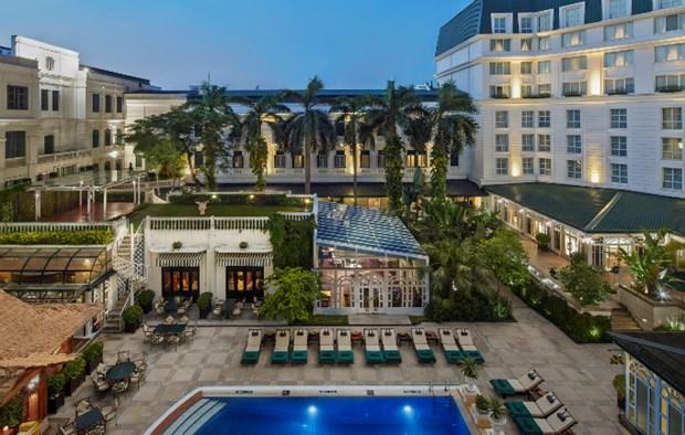 两家越南酒店跻身全球最佳酒店名单 hinh anh 1