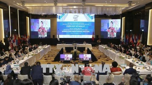 亚太议会论坛年会:女性议员会议正式开幕 hinh anh 1