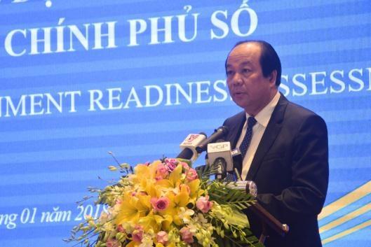 越南加快推进数字政府建设 hinh anh 1