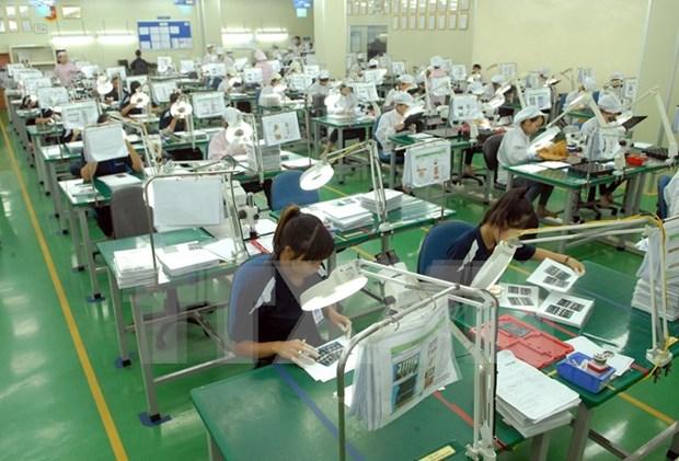 渣打银行预测2018年越南国内生产总值达6.8% hinh anh 1