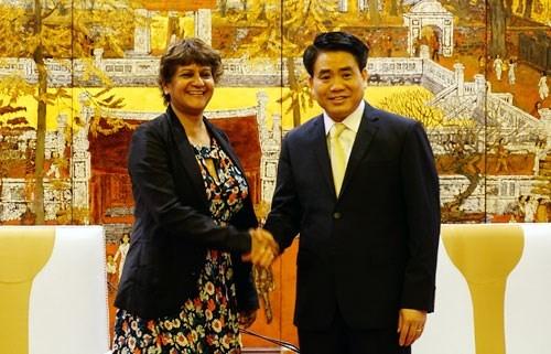 河内市与美国有线电视新闻网合作推介首都旅游潜力 hinh anh 1