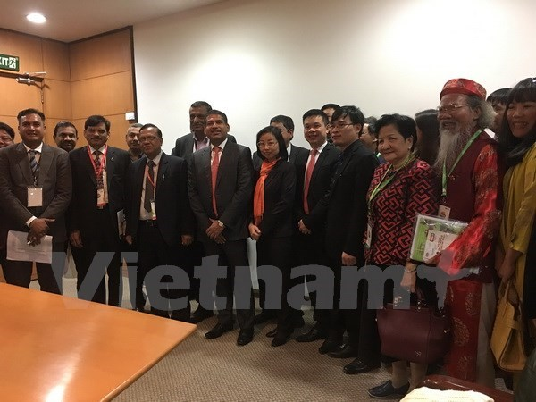 越南与印度加强农业与食品加工领域合作 hinh anh 1