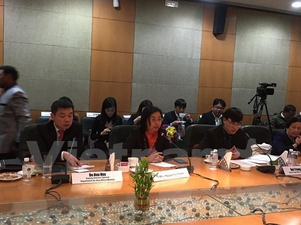 越南与印度加强农业与食品加工领域合作 hinh anh 2