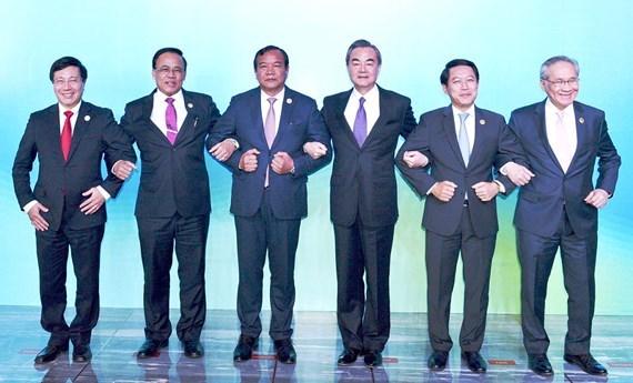 澜湄流域国家与中国云南省贸易额猛增 hinh anh 1