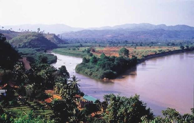 老柬泰加强湄公河水资源管理合作 hinh anh 1