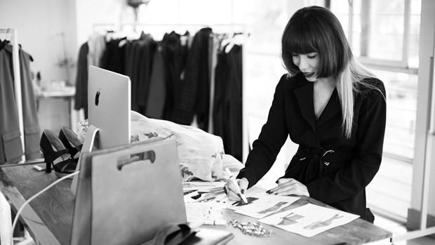 推动越南纺织服装业发展的动力 hinh anh 1