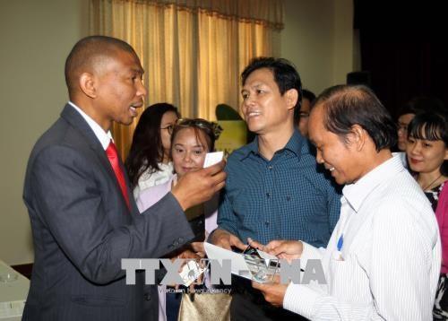 越南和南非多领域合作潜力巨大 hinh anh 1