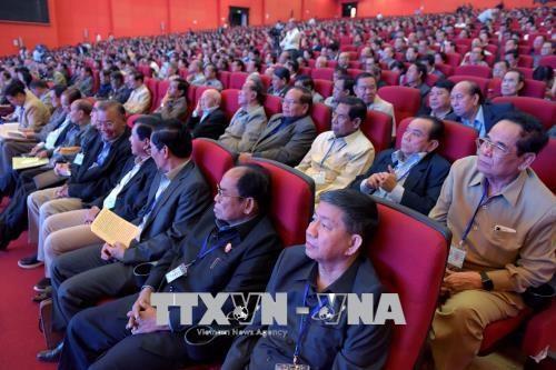 柬埔寨人民党召开特别大会 做出多项重要决定 hinh anh 2