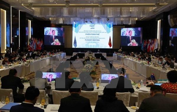亚太议会论坛第26届年会:致力于和平、稳定与可持续发展 hinh anh 1