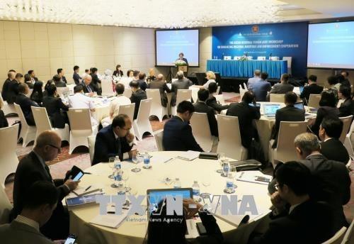 越南外交副部长阮国勇:维护海上安全需要各国的紧密协作配合 hinh anh 1