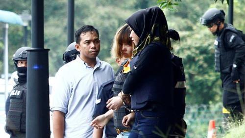 马来西亚法院继续开庭审理段氏香涉嫌杀害朝鲜籍男子案件 hinh anh 1