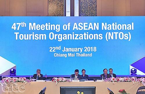 第47届东盟国家旅游机构会议在泰国举行 hinh anh 1