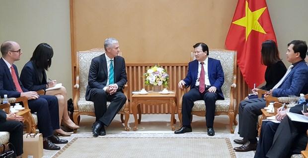 越南政府副总理郑廷勇:绿色增长既是要求,又是责任 hinh anh 1