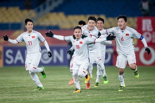 日本媒体纷纷报道越南U23足球队成绩 hinh anh 1