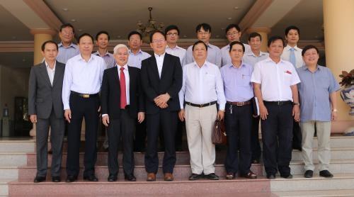 日本集团拟在平福省兴建太阳能发电厂 hinh anh 2