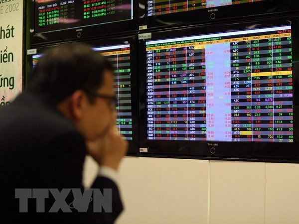 46.7万亿越盾外资涌入越南证券市场 hinh anh 1