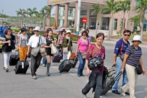越南是柬埔寨的第二大游客来源国 hinh anh 1