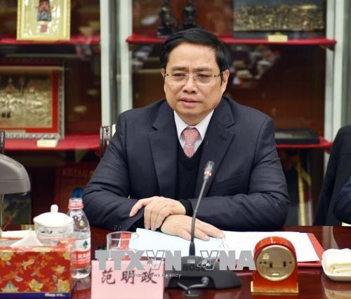 中国共产党高层领导重视巩固与越南共产党的关系 hinh anh 1