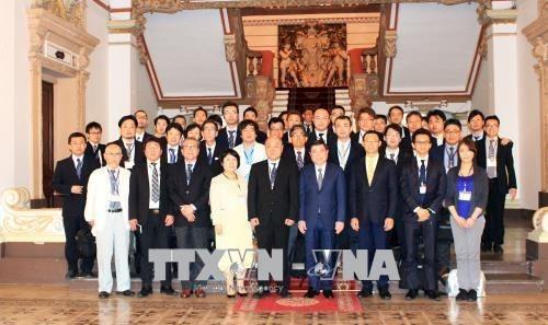 胡志明市将为日本投资商创造便利条件 hinh anh 1