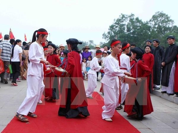 富寿春曲《人类非物质文化遗产代表作》证书颁证仪式将于2月3日举行 hinh anh 2