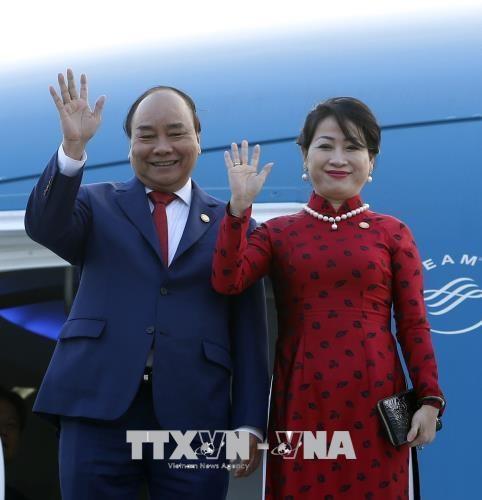 越南政府总理阮春福圆满结束访印之旅 hinh anh 1