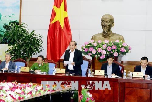 张和平:力争到2019年全国居民获签发个人身份识别号码 hinh anh 2