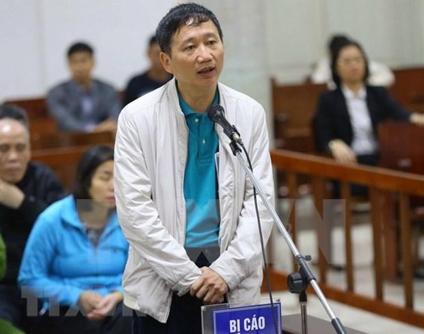 PVP Land贪污案: 检察院建议判处郑春青终身监禁 hinh anh 1