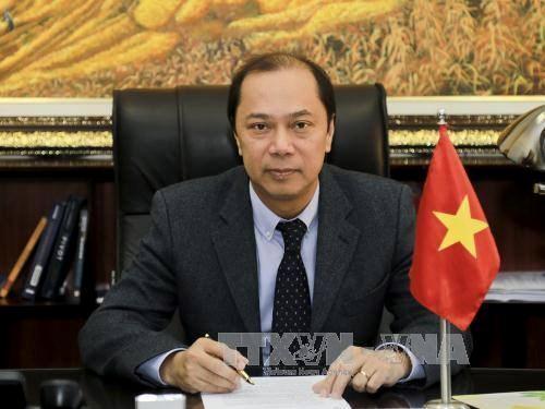 越南为东盟与印度关系的发展做出贡献 hinh anh 1