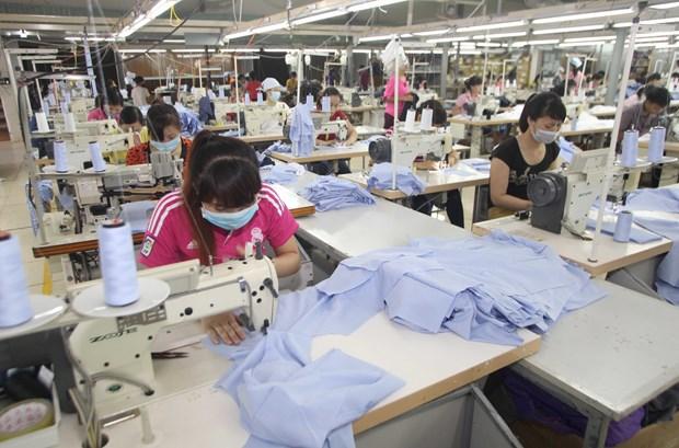 越南保持出口增长态势 hinh anh 1