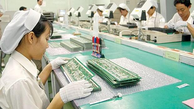 2017年越南对马来西亚的商品出口额保持乐观增长态势 hinh anh 1