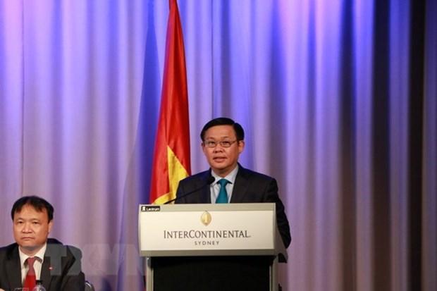王廷惠与葡萄牙企业进行对话 hinh anh 1