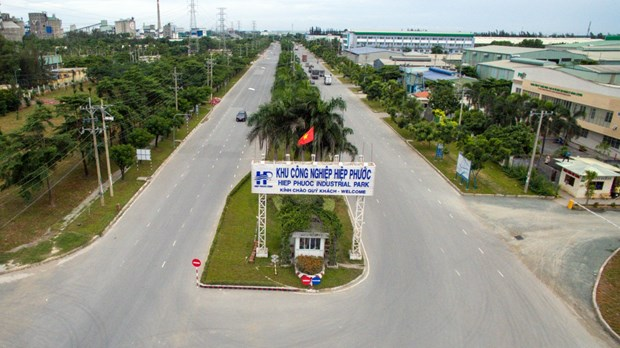 2018年胡志明市工业及出口加工区力争引资近9亿美元 hinh anh 1