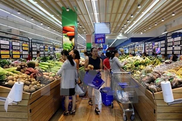 2018年1月份河内市居民消费价格指数环比增长0.86% hinh anh 1