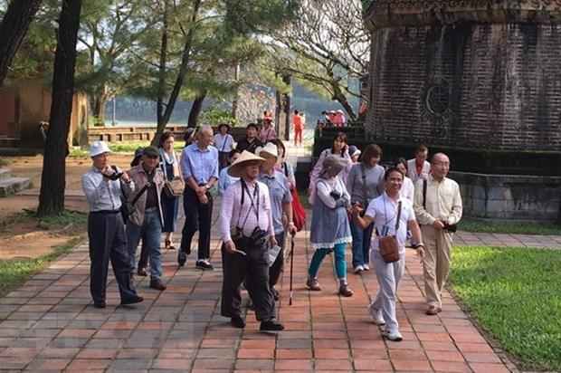 2018年1月越南国际游客到访量达143万人次 hinh anh 1