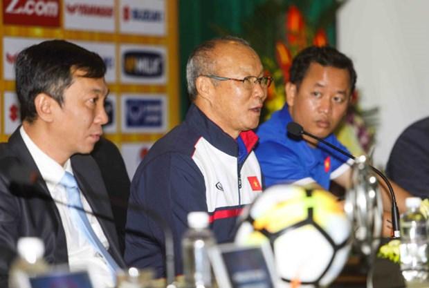 自身能力和努力精神使越南U23球队能在国家足球史上留名 hinh anh 1