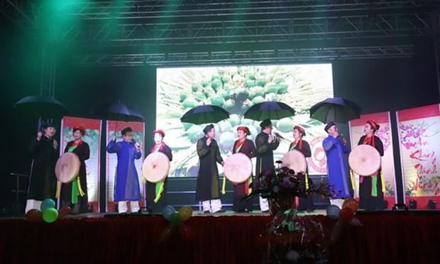 旅居德国和马来西亚越南人欢欢喜喜迎接2018戊戌年春节 hinh anh 1