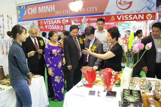 2017年越南与老挝的双边贸易额达8.92亿美元 hinh anh 1