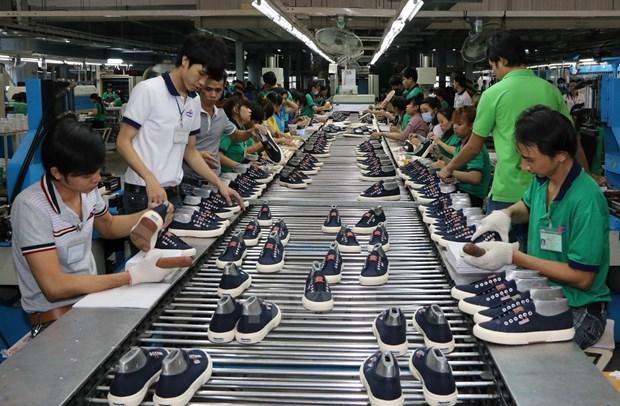 2018年1月越南商品进出口总额约达383亿美元 hinh anh 1