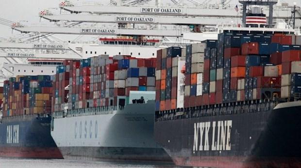2018年1月越南贸易逆差额达3亿美元 hinh anh 1