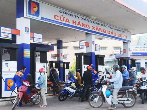 2018年1月越南汽油进口量环比下降28.2% hinh anh 1